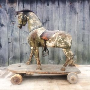 Primitive Hobby Horse 1